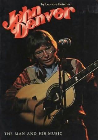 book cover of John Denver