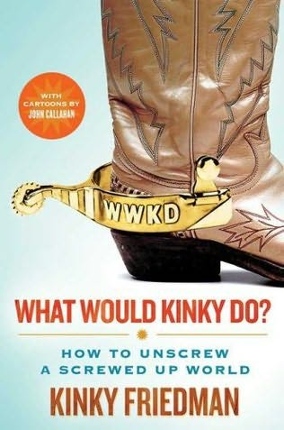 book cover of What Would Kinky Do?