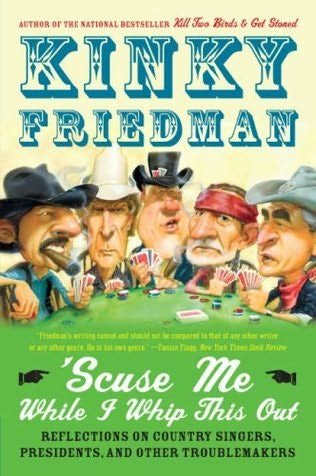 book cover of \'Scuse Me While I Whip This Out