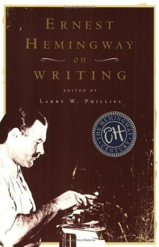 "how ernest hemingway differs from his fellow writers Mastering narrative and style: what hemingway said pr writers should heed by  don bates, apr, fellow prsa  one of the most important ones is: eliminate  hyperbolic adjectives, words that too many  for example, you'll be able to  quickly distinguish the difference between ""said"" and related terms."