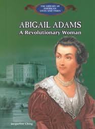 book cover of Abigail Adams