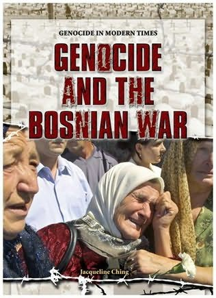 book cover of Genocide and the Bosnian War