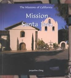 book cover of Mission Santa Ines