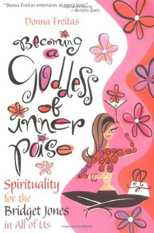 book cover of Becoming a Goddess of Inner Poise