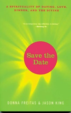 book cover of Save the Date