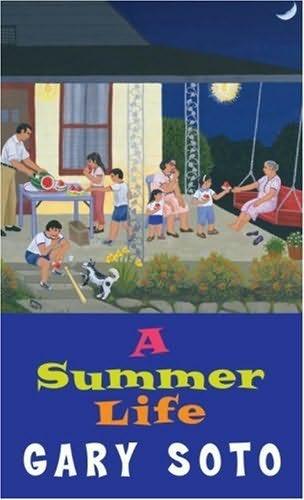 Gary soto a summer life essay