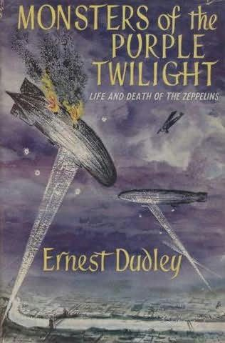 book cover of Monsters of the Purple Twilight