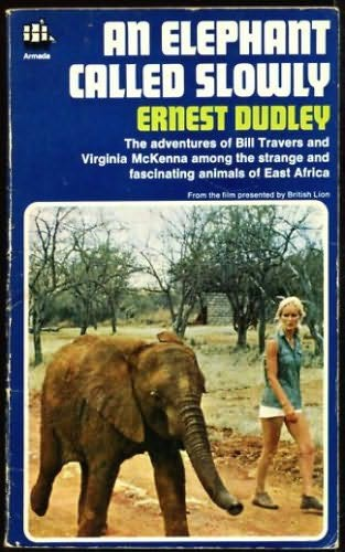 book cover of An Elephant Called Slowly