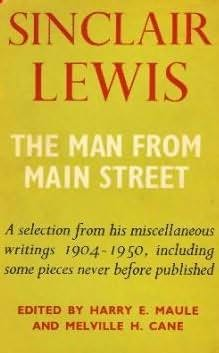 book cover of The Man from Main Street