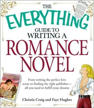 book cover of The Everything Guide to Writing a Romance Novel