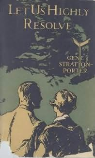 book cover of Let Us Highly Resolve