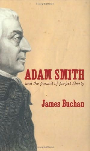 book cover of Adam Smith and the Pursuit of Liberty