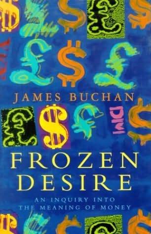 book cover of Frozen Desire