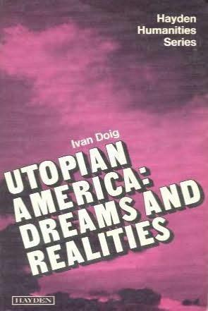 book cover of Utopian America
