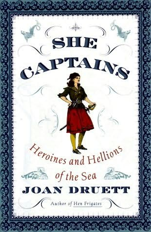 book cover of She Captains