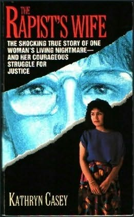 book cover of The Rapist\'s Wife