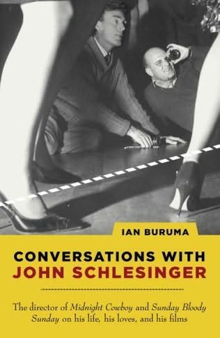 book cover of Conversations with John Schlesinger
