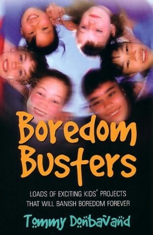book cover of Boredom Busters