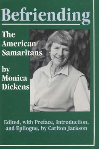 book cover of Befriending