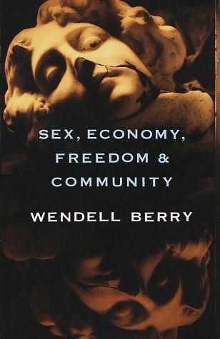 book cover of Sex, Economy, Freedom, & Community