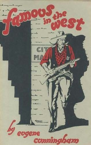 book cover of Famous in the West