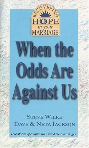 book cover of When the Odds Are Against Us