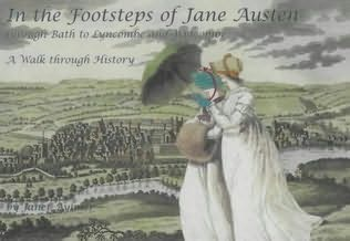 book cover of In the Footsteps of Jane Austen