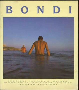 book cover of Bondi
