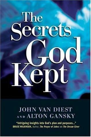 book cover of The Secrets God Kept