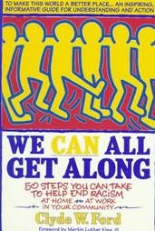 book cover of We Can All Get Along