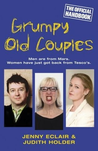 book cover of Grumpy Old Couples