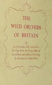 book cover of The Wild Orchids Of Britain