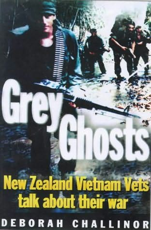 book cover of Grey Ghosts