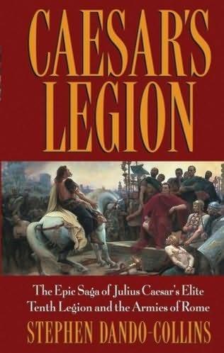 book cover of Caesar\'s Legion