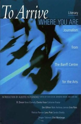 book cover of To Arrive Where You Are