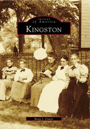 book cover of Kingston, Ri