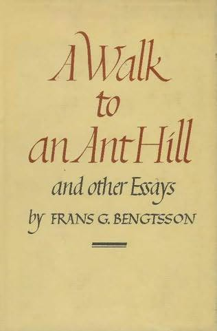 book cover of A Walk to an Ant Hill