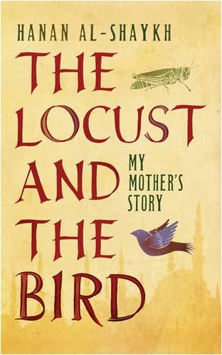 book cover of The Locust and the Bird
