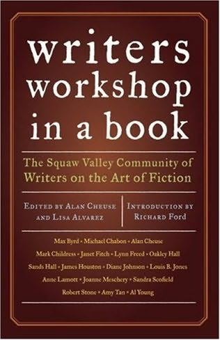 book cover of Writer\'s Workshop in a Book