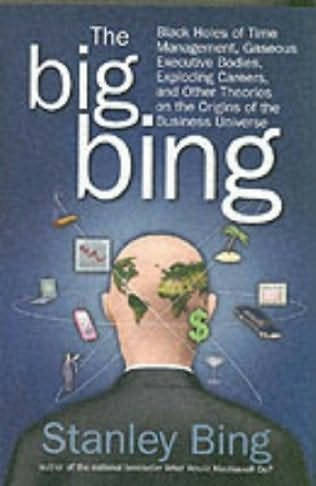 book cover of The Big Bing