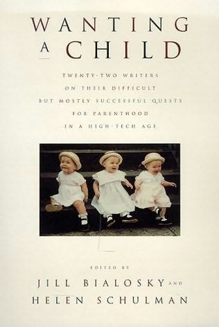 book cover of Wanting a Child
