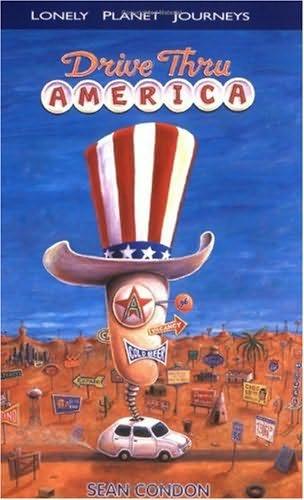 book cover of Drive Thru America