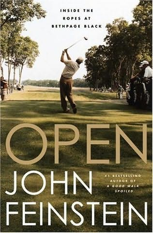 book cover of Open