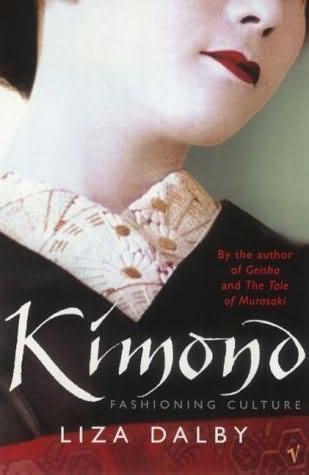 book cover of Kimono