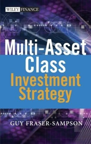 book cover of Multi Asset Class Investment Strategy