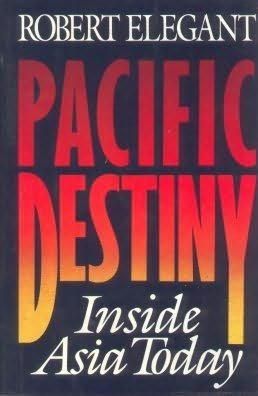book cover of Pacific Destiny