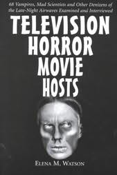 book cover of Television Horror Movie Hosts