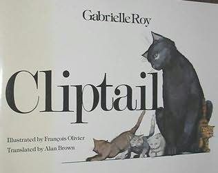 book cover of Cliptail