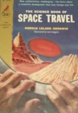 book cover of The Science Book of Space Travel