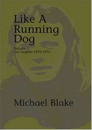 book cover of Like a Running Dog